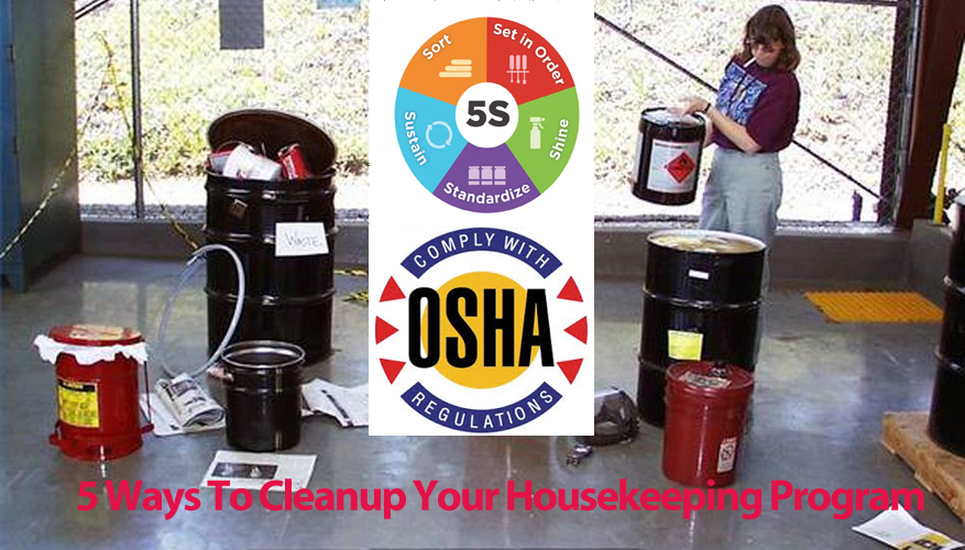 5 Ways to Cleanup Your Housekeeping Program, Denver, Colorado, United States