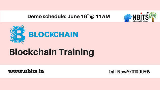 Blockchain Training in Hyderabad, Hyderabad, Andhra Pradesh, India