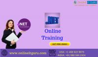 .Net Online Training   Enroll Now