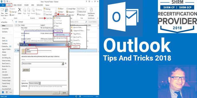 Outlook Best Practices Get Organized with Microsoft Outlook – Training Doyens, Aurora, Colorado, United States
