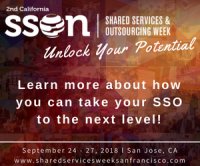 Share Services & Outsourcing Week California