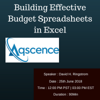 Building Effective Budget Spreadsheets in Excel