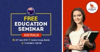 Australia Education Seminar || STUDY IN AUSTRALIA