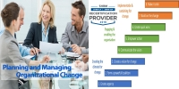 Planning and Managing Organizational Change: The 8-Step Process for Making Change Work In Your Department and In Your Organization