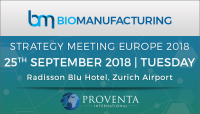 Biomanufacturing Strategy Meeting Europe 2018