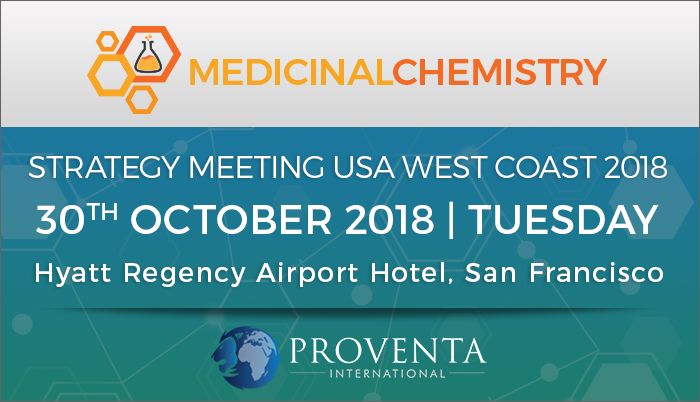 Medicinal Chemistry Strategy Meeting US West Coast 2018, San Mateo, California, United States