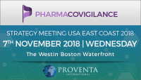 Pharmacovigilance Strategy Meeting US East Coast 2018