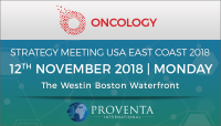 Oncology Strategy Meeting US East Coast 2018