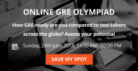 Online GRE Olympiad