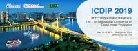 2019 11th International Conference on Digital Image Processing (ICDIP 2019)--Ei Compendex, Scopus