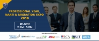 Professional Year, NAATI & Migration EXPO 2018
