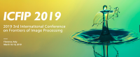 2019 3rd International Conference on Frontiers of Image Processing (ICFIP 2019)--Ei Compendex and Scopus