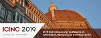 2019 2nd International Conference on Information, Networks and Communications (ICINC 2019)--SCOPUS