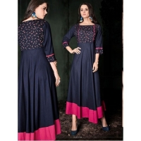 Flat 40% Off on Designer Kurtis Online Shopping at Mayloz