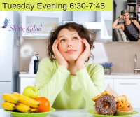 Mindful Eating: The Wise Path To Weight Loss – Tuesday Evenings