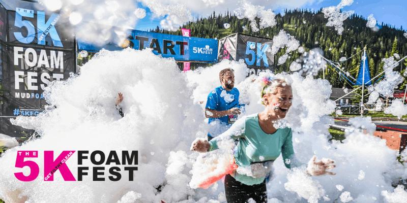 5K Foam Fest, Ottawa, Ontario, Canada