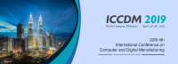 2019 4th International Conference on Computer and Digital Manufacturing (ICCDM 2019)--JA, Scopus