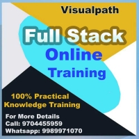 Full stack Online Training in Hyderabad with Affordable Cost