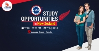 Free Seminar on Study Opportunities in New Zealand