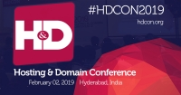 Hosting and Domain Conference 2019 (HDCON2019)