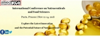 International Conference on Nutraceuticals and Food Sciences
