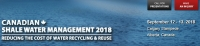 Canadian Shale Water Management 2018
