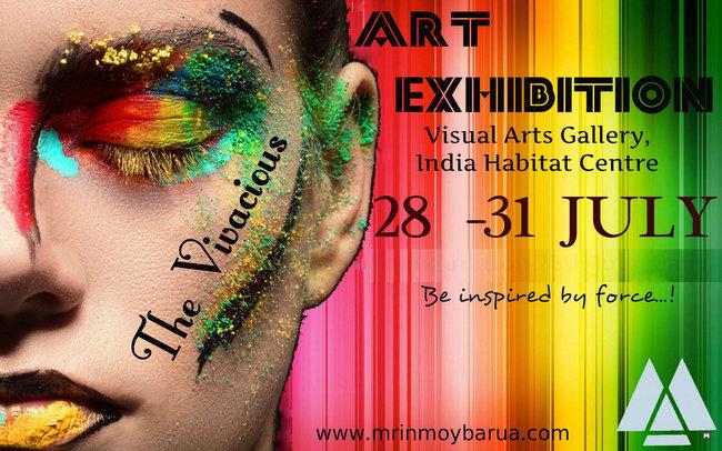 The Vivacious Art Exhibition, New Delhi, Delhi, India