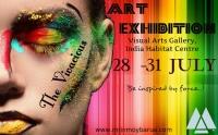 The Vivacious Art Exhibition