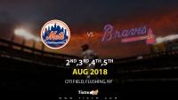 New York Mets vs. Atlanta Braves Flushing - Tixtm.com