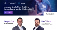 Improving Supply Chain Reliability through Deeper Vendor Collaboration