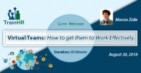 Web Conference on  Virtual Teams: How to get them to Work Effectively