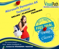 Best MS Dynamics AX Technical Training Institutes in Hyderabad, India