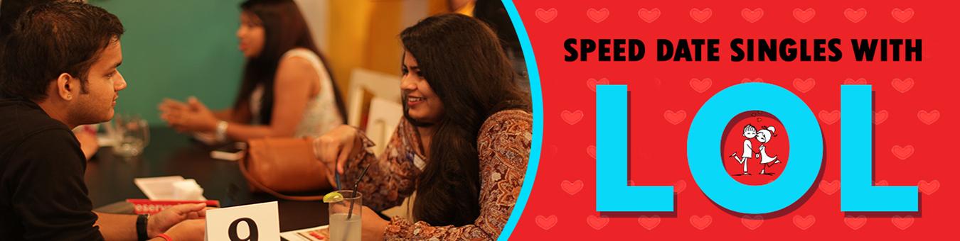 LOL Speed Dating BLR 14/7, Bangalore, Karnataka, India
