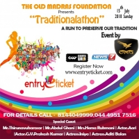 TRADITIONALATHON IN CHENNAI | Entryeticket