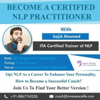 Get Certified as NLP Practitioner by ITA, UK