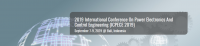 2019 International Conference on Power Electronics and Control Engineering (ICPECE 2019)--JA, Scopus