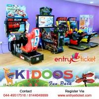 Kidoos Fun Park | Entryeticket