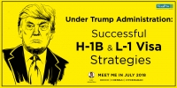 Under Trump Administration: Successful H-1B And L-1 Visa Strategies