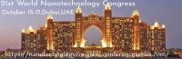 21st World Nanotechnology Congress