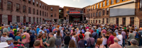 Fresh Grass Music Festival-SEPTEMBER 14-16, 2018 MASS MoCA, NORTH ADAMS, MA
