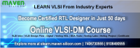 Learn VLSI Online & Become a RTL Designer in Just 50 days