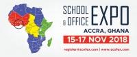 School & Office Expo, 15-17 Nov 2018, Accra Ghana.