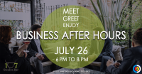 Business After Hours in  107 Steak & Bar