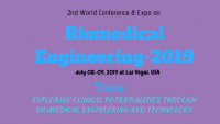 2nd World Conference & Expo on Biomedical Engineering