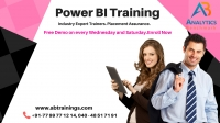 Power BI training from real time experts