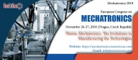 European Congress on Mechatronics