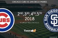 Chicago Cubs vs. San Diego Padres at Chicago - Tixtm.com