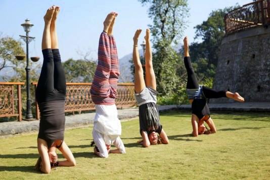 Ashtanga Yoga Teacher Training India, Pauri Garhwal, Uttarakhand, India
