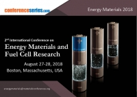 2nd International Conference on Energy Materials and Fuel Cell Research