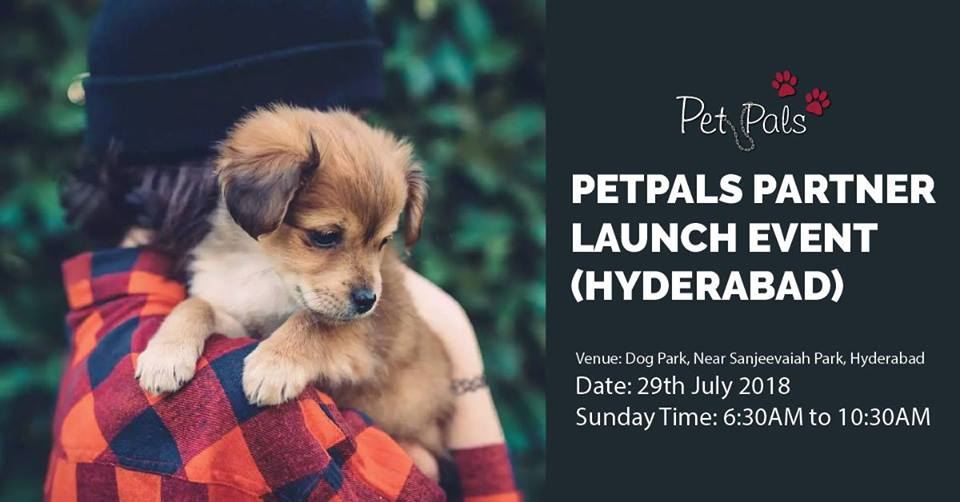 PetPals Partner Launch Event - Hyderabad, Hyderabad, Telangana, India